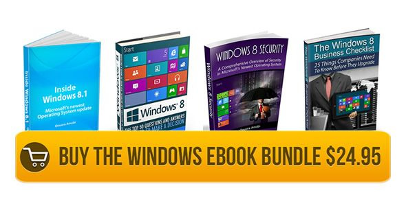 Buy the Windows eBook Bundle