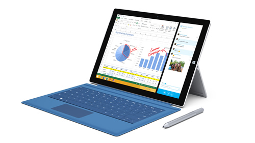 Win a Surface Pro 3